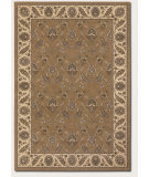 RugStudio presents Couristan Palladino Sorano Caramel Machine Woven, Better Quality Area Rug