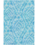 RugStudio presents Couristan Sagano Mystic Haze Azure Hand-Knotted, Better Quality Area Rug