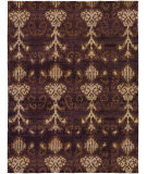 RugStudio presents Rugstudio Sample Sale 68996R Chocolate/Tan Area Rug