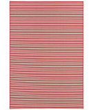RugStudio presents Couristan Berkshire Potomac Red/White Area Rug