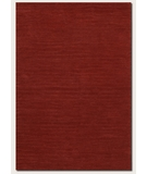 RugStudio presents Couristan Vinyasa Halcyon Wine 9666-0711 Hand-Tufted, Better Quality Area Rug