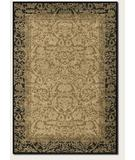 RugStudio presents Couristan Everest Fontana Gold-Black 1284-4898 Woven Area Rug