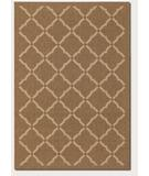 RugStudio presents Couristan Five Seasons Sorrento Gold-Cream 3077-0029 Machine Woven, Good Quality Area Rug