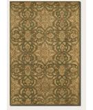 RugStudio presents Couristan Jalore Antique Bihar 1735-0012 Wheat-Sage Hand-Tufted, Best Quality Area Rug