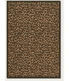 RugStudio presents Couristan Urbane Captivity Tan-Brown 5734-3435 Machine Woven, Good Quality Area Rug