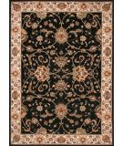 RugStudio presents Rugstudio Famous Maker 39143 Black Machine Woven, Better Quality Area Rug