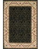 RugStudio presents Dalyn Imperial Ip170 Black Machine Woven, Better Quality Area Rug