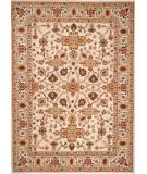 RugStudio presents Rugstudio Famous Maker 39139 Ivory Machine Woven, Better Quality Area Rug