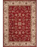 RugStudio presents Dalyn Imperial Ip531 Red Machine Woven, Better Quality Area Rug