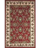 RugStudio presents Dalyn Jewel Jw10 Red Hand-Tufted, Good Quality Area Rug