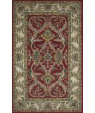 RugStudio presents Dalyn Jewel Jw1 Paprika Hand-Tufted, Good Quality Area Rug