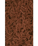 RugStudio presents Dalyn Casual Elegance Shag Cinnamon 949 Area Rug