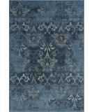 RugStudio presents Dalyn Beckham Bc1244 Sky Blue Machine Woven, Good Quality Area Rug