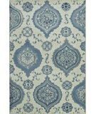 RugStudio presents Dalyn Beckham Bc1548 Ivory Machine Woven, Good Quality Area Rug