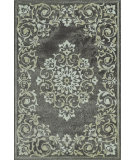 RugStudio presents Dalyn Beckham Bc185 Grey Machine Woven, Good Quality Area Rug