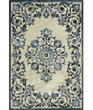 RugStudio presents Dalyn Beckham Bc185 Ivory Machine Woven, Good Quality Area Rug