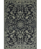 RugStudio presents Dalyn Beckham Bc29 Black Machine Woven, Good Quality Area Rug