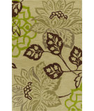 RugStudio presents Rugstudio Sample Sale 58317R Putty Hand-Tufted, Better Quality Area Rug