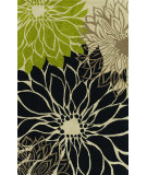 RugStudio presents Dalyn Berkley Bk-204 Black Hand-Tufted, Better Quality Area Rug