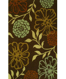 RugStudio presents Dalyn Berkley Bk-211 Chocolate Hand-Tufted, Better Quality Area Rug
