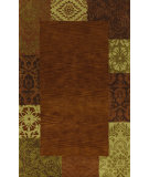 RugStudio presents Dalyn Berkley Bk-217 Copper Hand-Tufted, Better Quality Area Rug