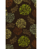 RugStudio presents Dalyn Berkley Bk-218 Chocolate Hand-Tufted, Better Quality Area Rug
