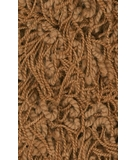 RugStudio presents Dalyn Casual Elegance Shag Bronze 948 Area Rug
