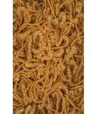 RugStudio presents Dalyn Casual Elegance Shag Butterscotch 947 Area Rug
