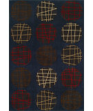 RugStudio presents Dalyn Cicero Ci-8 Black Machine Woven, Good Quality Area Rug