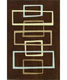 RugStudio presents Dalyn Cicero Ci-9 Chocolate Machine Woven, Good Quality Area Rug
