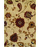 RugStudio presents Dalyn Columbia Cm116 Ivory Machine Woven, Good Quality Area Rug