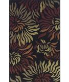 RugStudio presents Rugstudio Kaitlin CR-20 Black Machine Woven, Good Quality Area Rug