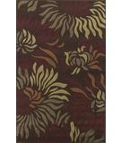 RugStudio presents Rugstudio Kaitlin CR-20 Chocolate Machine Woven, Good Quality Area Rug