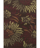 RugStudio presents Dalyn Carlisle Cr-20 Chocolate Machine Woven, Good Quality Area Rug