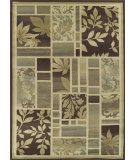 RugStudio presents Dalyn Carlisle Cr-30 Chocolate Machine Woven, Good Quality Area Rug
