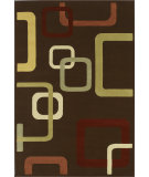 RugStudio presents Dalyn Carlisle Cr-3534 Chocolate Machine Woven, Good Quality Area Rug
