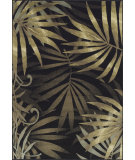 RugStudio presents Dalyn Carlisle Cr-44 Black Machine Woven, Good Quality Area Rug