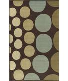RugStudio presents Rugstudio Kaitlin CR-60 Chocolate Machine Woven, Good Quality Area Rug