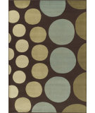 RugStudio presents Dalyn Carlisle Cr-60 Chocolate Machine Woven, Good Quality Area Rug
