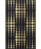 RugStudio presents Rugstudio Kaitlin CR-62 Black Machine Woven, Good Quality Area Rug