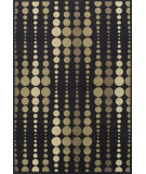 RugStudio presents Dalyn Carlisle Cr-62 Black Machine Woven, Good Quality Area Rug