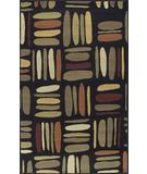 RugStudio presents Rugstudio Kaitlin CR-64 Black Machine Woven, Good Quality Area Rug