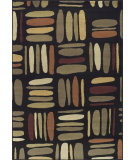 RugStudio presents Dalyn Carlisle Cr-64 Black Machine Woven, Good Quality Area Rug