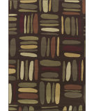RugStudio presents Dalyn Carlisle Cr-64 Chocolate Machine Woven, Good Quality Area Rug