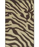 RugStudio presents Rugstudio Kaitlin CR-91 Chocolate Machine Woven, Good Quality Area Rug