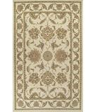 RugStudio presents Dalyn Cascade CS-606 Ivory Machine Woven, Good Quality Area Rug