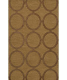 RugStudio presents Dalyn Dover Dv14 Gold Dust Hand-Hooked Area Rug