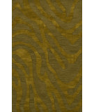 RugStudio presents Dalyn Dover Dv2 Avocado Hand-Hooked Area Rug
