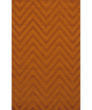 RugStudio presents Dalyn Dover Dv4 Orange Hand-Hooked Area Rug