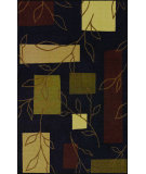 RugStudio presents Dalyn Essence Es-5 Black Machine Woven, Good Quality Area Rug